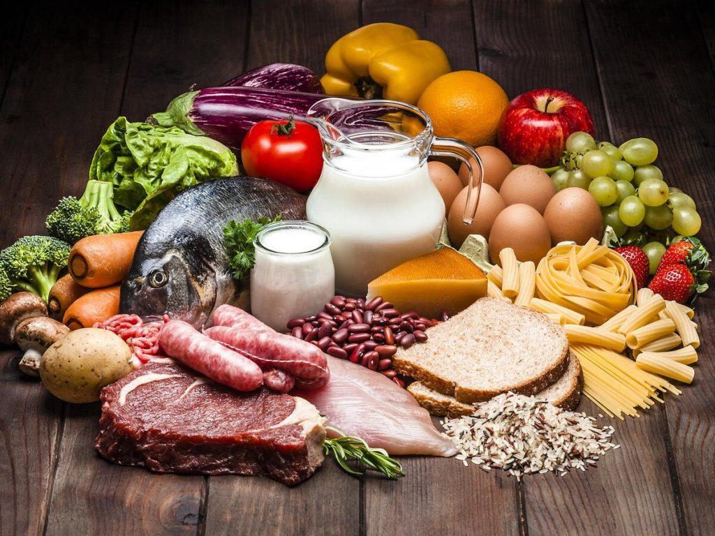 رژیم غذایی مناسب و به صرفه