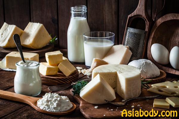 8. به فراورده های لبنی کم چرب روی بیاورید - 10 راه برای کم کردن کالری