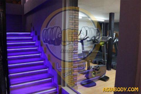 باشگاه ورزشی تیراژه3