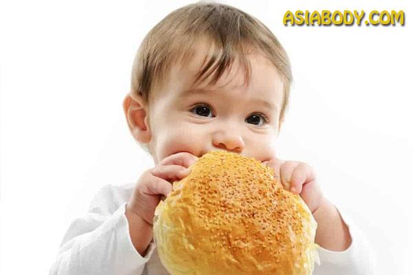 مصرف نان