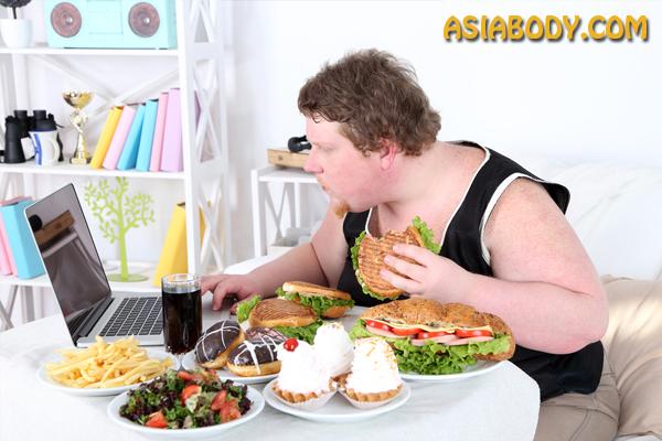 مهمترین دلایل چاقی 6