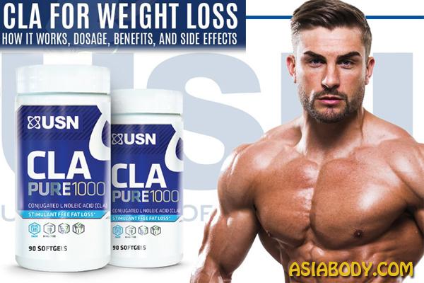 CLA کاهش وزن