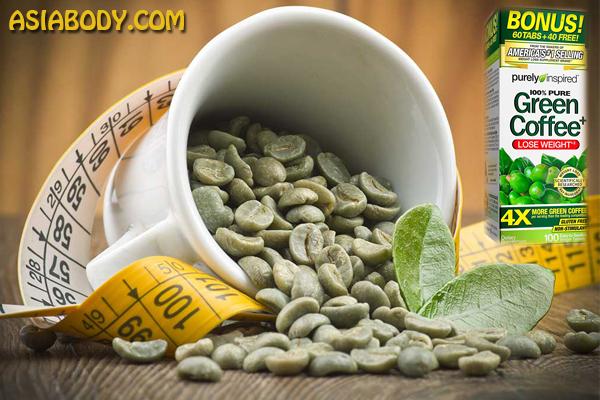 عصاره قهوه سبز کاهش وزن