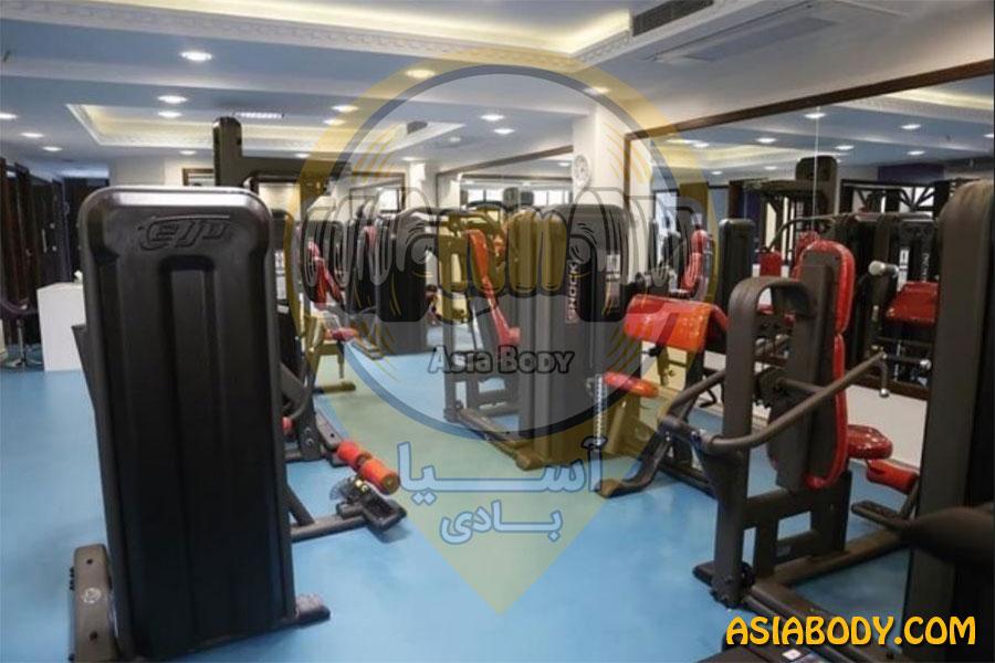 باشگاه ورزشی ایران فیزیک3