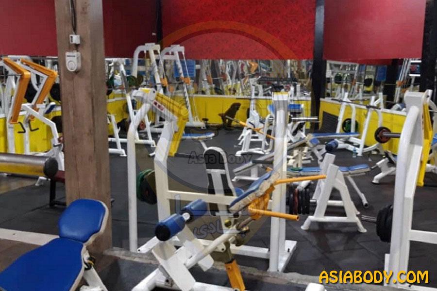 مجموعه ورزشی امام علی
