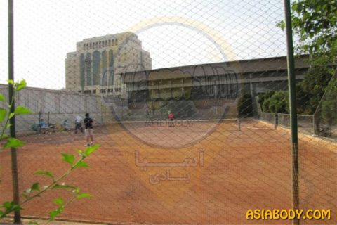 مجموعه ورزشی شهید کشوری (تنیس)