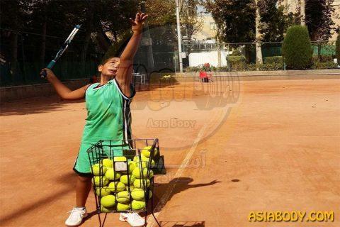 موسسه ورزشی پیام (زمین تنیس)