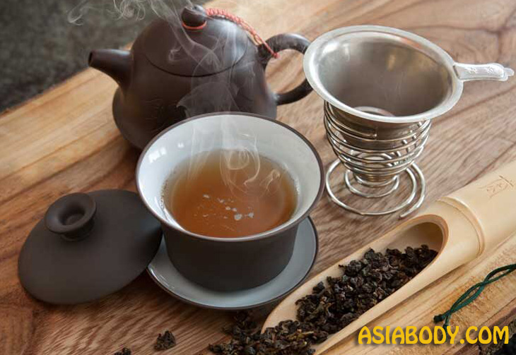 چای اولانگ
