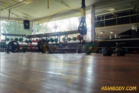 سالن ورزش های گروهی GFX