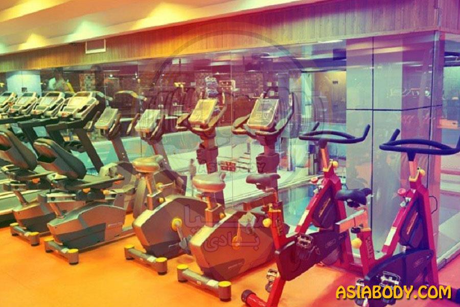 مجموعه ی ورزشی ارم سعادت آباد