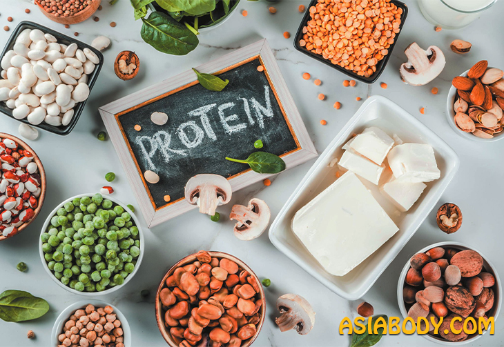 پروتئین چیست؟