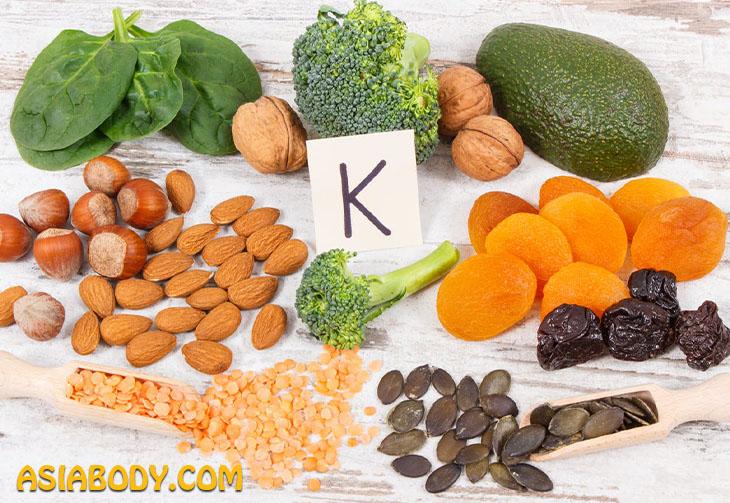 4 دلیل که باعث کم شدن ویتامین K میشود