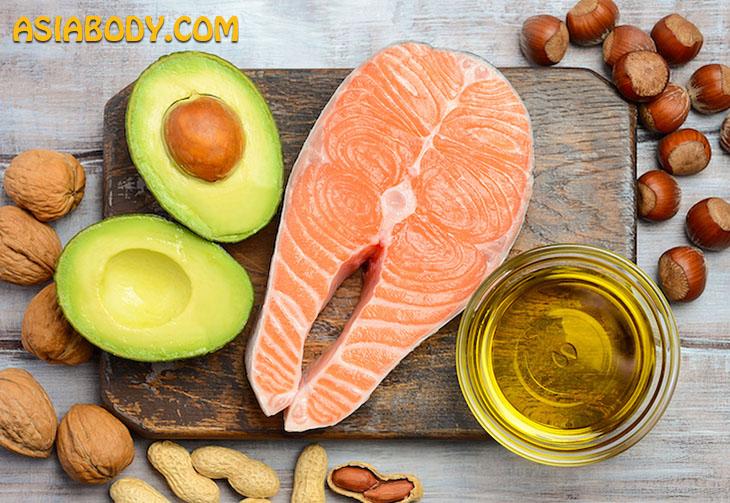 5 مواد خوراکی دارای امگا