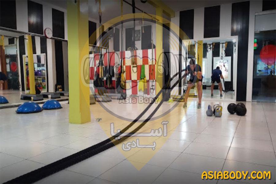 باشگاه بدنسازی پارس پرو