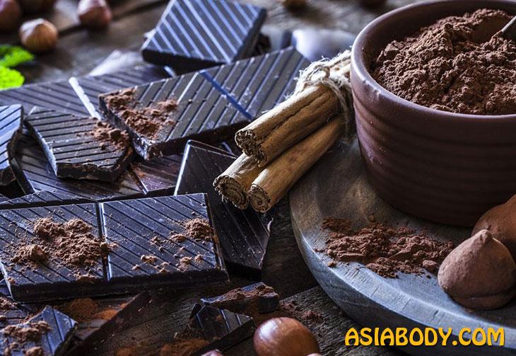 شکلات تلخ و لاغری1