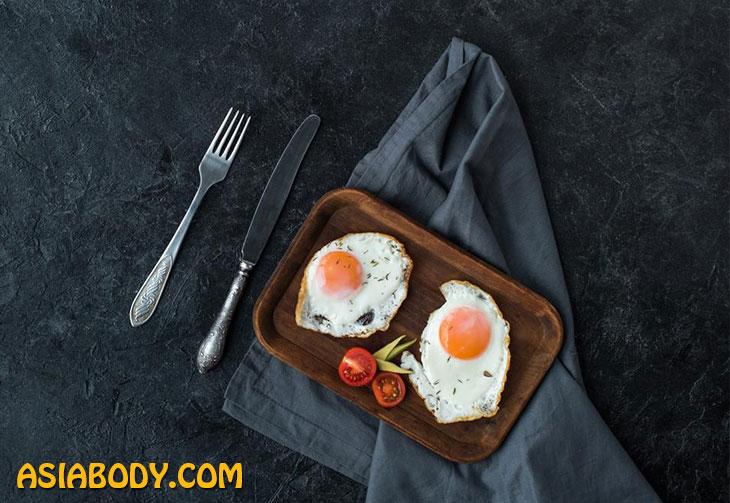 صبحانه رژیمی برای لاغری 3