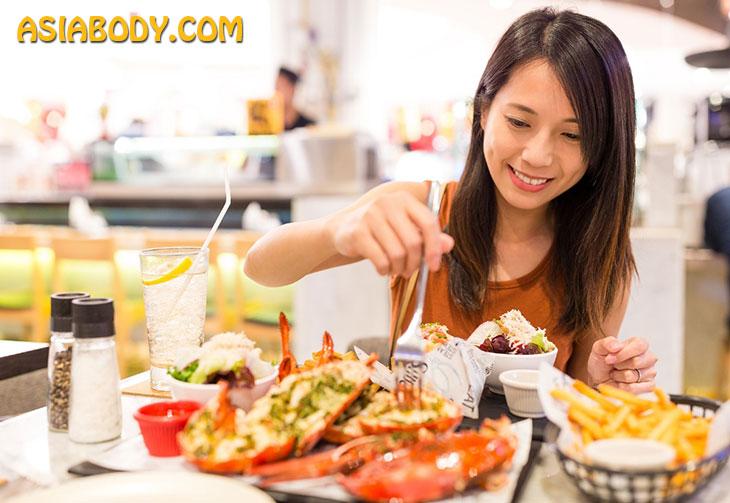 غذاهای اسیدی و قلیایی 5