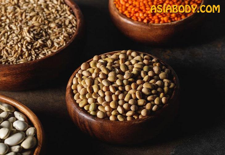 منابع پروتئین گیاهی 6