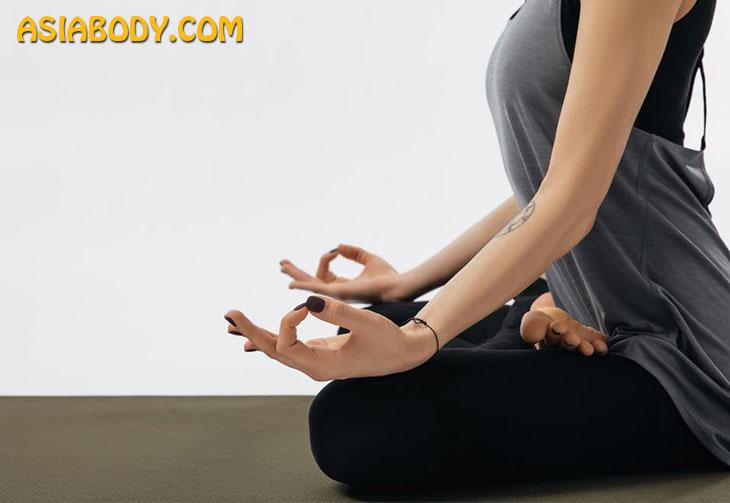 یوگا برای باردار شدن 2