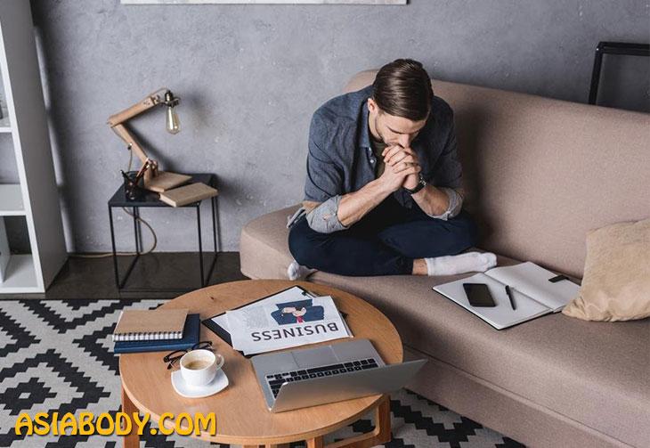 علل خستگی دائم 2
