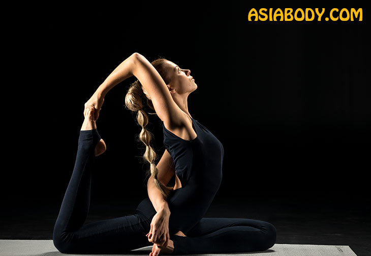 یوگا برای افزایش قدرت باروری